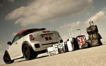 MINI Lifestyle Collection Lets You Travel Stylishly in the New MINI Coupe