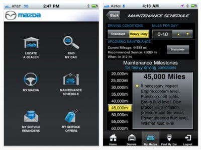 mymazda-iphone-app