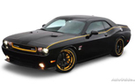 Win a Custom Dodge Challenger SRT8 392 from Penske Racing and Pennzoil
