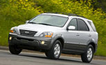 Kia Recalls 10,600 Sorento SUVs For Unintended Passenger Airbag Deactivation