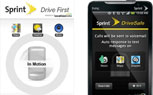 Sprint Fights Distracted Driving With Drive First App