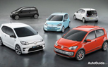 Volkswagen Up! Concepts Brighten Up the Frankfurt Auto Show