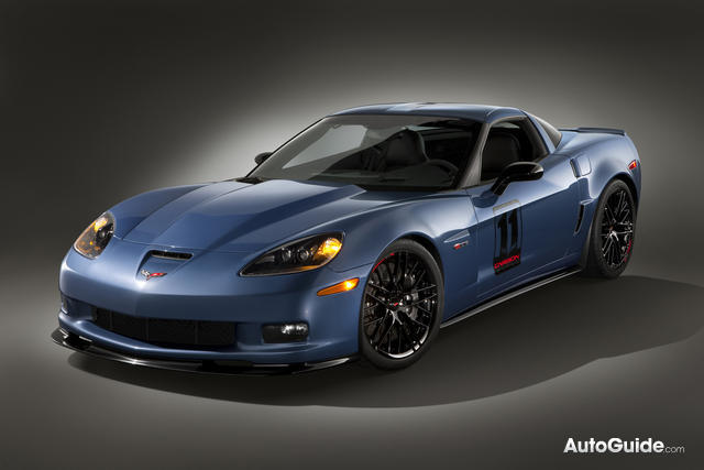 Chevrolet Corvette C7 To Bow in 2013