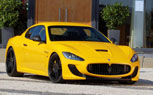 Maserati Gran Turismo MC Stradale Gets 646-HP Courtesy Novitec