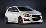 Chevrolet Aims to Make Sonic, Cruze Main Attraction at SEMA Show