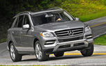 Mercedes ML63 AMG to Bow at LA Auto Show with Twin-Turbo V8