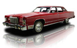 Wanted: 1976 Lincoln Continental Town Car Seeks Pimp with Similar Interests