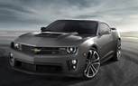 Camaro ZL1 Carbon Concept, Track-Focused 1LE and More Previewed Ahead of SEMA Show