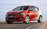 Chevrolet Sonic Hot Hatch Coming But No SS Badge