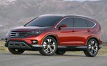 2012 Honda CR-V, 2013 Fit EV to Bow at LA Auto Show