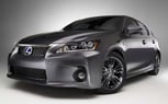 2012 Lexus LS, ES and CT Special Edition Models Announced