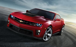 2012 Chevrolet Camaro ZL1 Detailed Specs Revealed