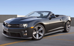 Camaro ZL1 Convertible Revealed Ahead of LA Auto Show Debut