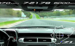 2012 Camaro ZL1 Nurburgring 7:41 Lap Video