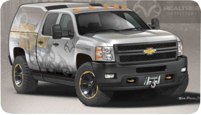 Chevy Silverado Realtree