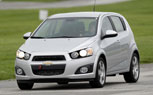 Chevrolet Sonic To Be Sold In Japan Priced Above Honda Fit, Toyota Yaris