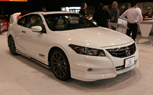 Honda Accord Coupe V6 Concept by HFP Delivers 335-HP: 2011 SEMA Show