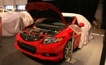 2012 Honda Civic Si HFP Gets Sharper Look, Improved Handling: 2011 SEMA Show