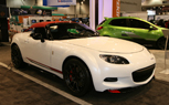 Mazda MX-5 Spyder Revealed With Lighter-Weigh Soft Top: 2011 SEMA Show