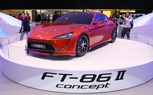 Toyota FT-86 Target Weight Rumored at Under 2,500 lbs