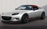 Mazda MX-5 Spyder, Mazda2 Turbo Teased Ahead of SEMA Show Debut