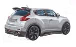 Nissan Juke-R Confirmed as a Street Legal, GT-R Powered Crossover [Video]