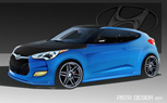 'Versatile' Veloster to Showcase Little Hyundai's Tuning Potential at SEMA