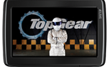 Jeremy Clarkson the Voice of TomTom GO LIVE Top Gear Edition GPS