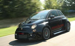 Romeo Ferraris' Widebody Abarth 500 Stradale Packs 300-HP