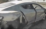 Watch an Aston Martin Rapide Wrecked… From the Passenger Seat [Video]