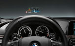 BMW Heads-Up Display Goes Color