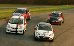 Fiat 500, Ford Fiesta B-Spec Race Cars Undergo Testing