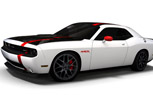 Dodge Challenger SRT8 ACR Teased Ahead of SEMA Show Debut