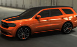 "Dodge Durango ""Tow Hook"" Previewed Ahead of SEMA Show Reveal"