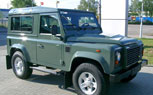 Land Rover Defender To Carry On Until 2017