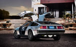 DeLorean EV Really Is 'Back To The Future'