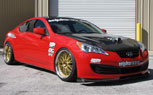 Enjuku Racing's Supercharged LS1-Powered Hyundai Genesis Ready For SEMA [VIDEO]