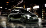 Tribe Fiat 500 Alpha Bravo Project Unveiled: SEMA Preview