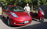 Nissan Launches Leaf's Go Electric Blog
