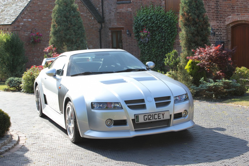 Ultra Rare MG SV-R Heading to Auction [Automotive History Lesson ...