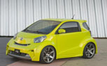 Scion iQ Sales Targets Set At 1,000-2,000 Units Per Month