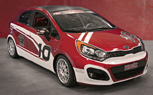 Kia Rio 5-Door B-Spec Race Car Planned for SEMA Show Debut