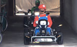 Real Life Mario Kart Hits The Streets Of Tokyo [VIDEO]