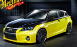 Meguiar's To Debut Custom Lexus CT 200h At SEMA 2011