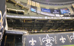 Mercedes-Benz Superdome Is The New Home Of New Orelans Saints