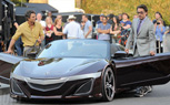 "Acura Sports Car Concept from ""Avengers"" Flick Previews NSX Successor"