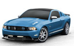 Custom Mustangs Previewed Ahead of SEMA Show