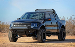 Ford Raptor Gets Luxury Makeover, 605-HP Upgrade: SEMA Preview