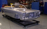 Ford Stamps Brand New '65 Mustang Convertible For SEMA