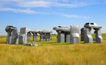 Carhenge Now Up For Sale, Asking $300,000